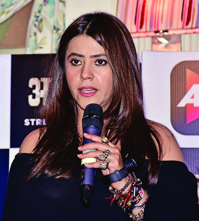 Producer Ekta Kapoor, Who Has Been Criticised For Showing Superstitious Content In Her Shows, Says Anything Populist Will Be Criticised. Your Views?