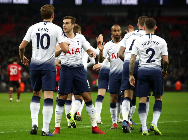 Spurs Face Make-or-break Barca Clash