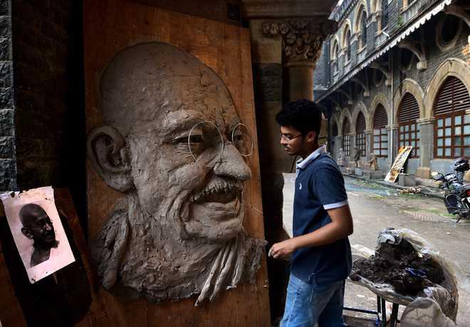 Tejashree: Gandhi's Ideals Will Always Live On