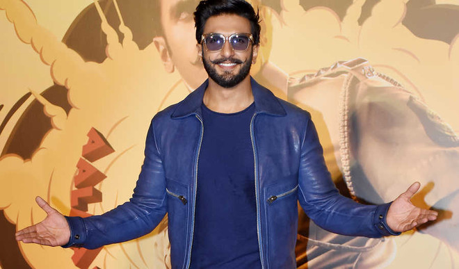 I'm Never One To Play It Safe: Ranveer Singh