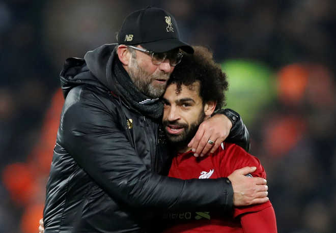 Salah Takes Liverpool To CL Last 16
