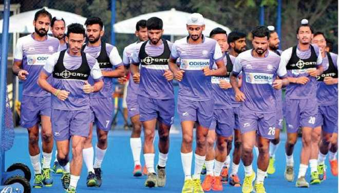 India Ready For Dutch Test In QFs