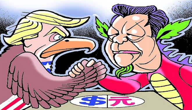 "China Is Positioning Itself To Supplant USA As The World's Next Superpower Through ""Economic Aggression"" And ""Relentless Theft Of US Assets"", Said The Trump Administration. Your Views?"
