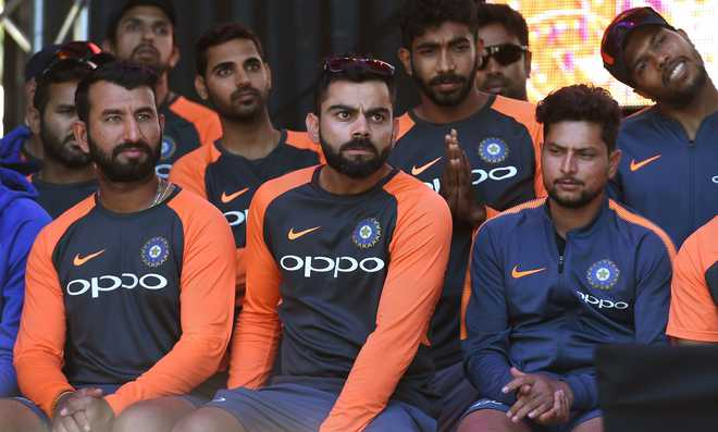 Selection Issues Bog Ind For 3rd Test
