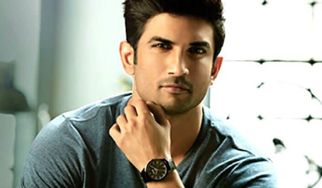 Sushant's Fanboy Moment