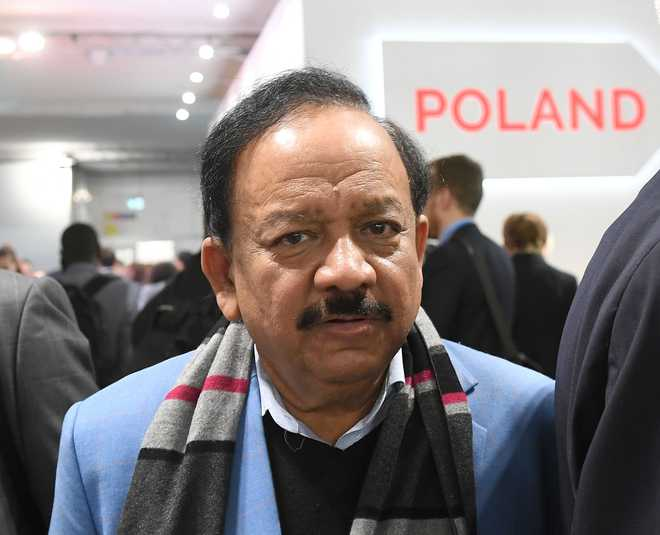 Union Minister For Science & Tech Harsh Vardhan Said India Is Firmly On Its Course To Become One Of The Top-two Scientifically-advanced Nations In The World By 2030