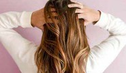 Get Shiny Hair In 3 Steps