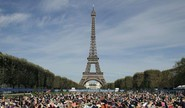 Why France Wants To Close Eiffel Tower,  Louvre