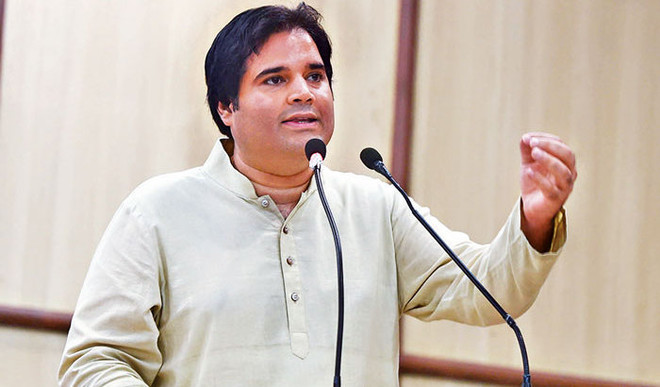 "BJP MP Varun Gandhi has pitched for a campaign for ""rich parliamentarians"" to forego their salaries for the remaining term of the Lok Sabha."