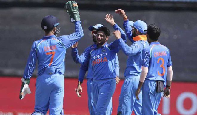 India Look To Dominate At Centurion