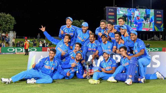 Celebs Congratulate India U-19 Team