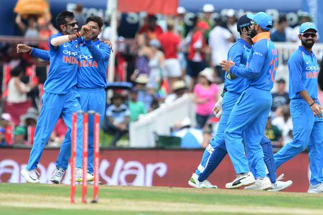 India Crush SA By 9 Wickets, Lead 2-0