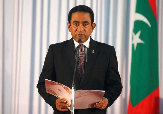 Maldives President Declares War On SC