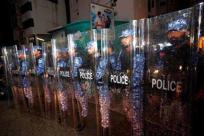 Maldives' Nasheed Asks India, US To Help Remove President