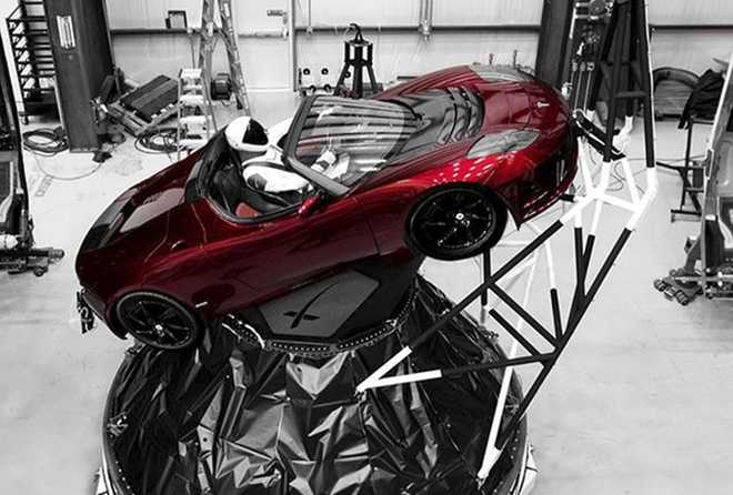 It's Showtime, says Musk