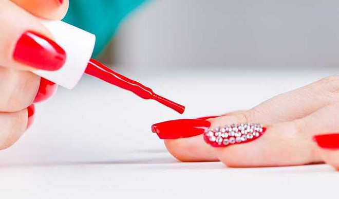 Remove Nailpaint Without Remover
