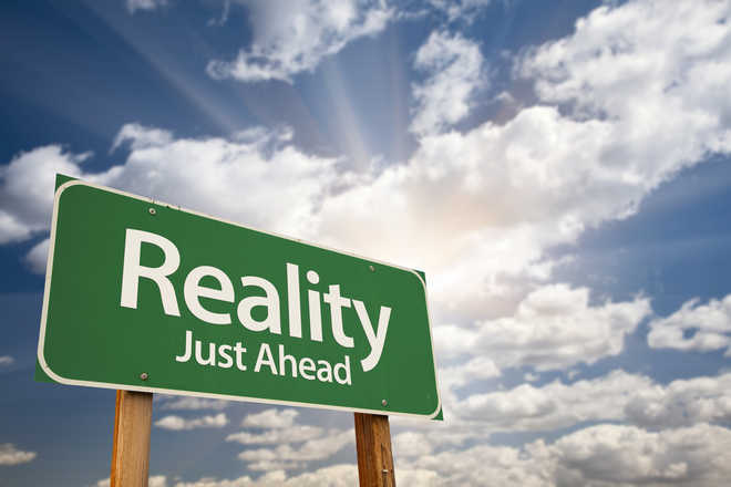 Does Reality Exist?