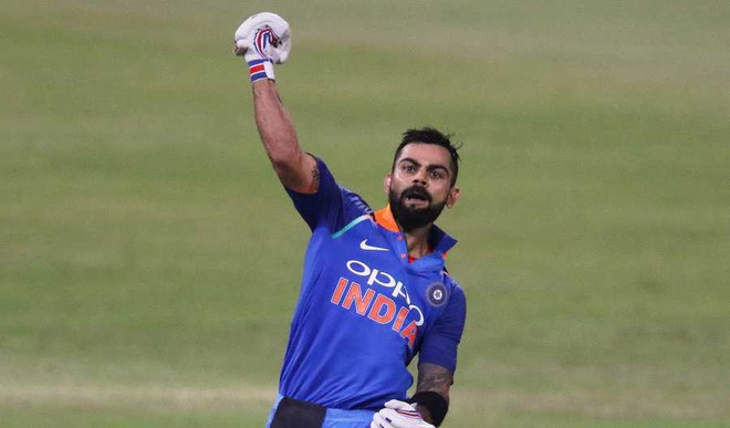 Don't Know What I'd Do On Field Without Intensity: Kohli