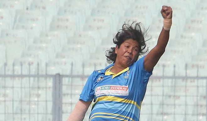 Jhulan Is 1st Female Cricketer To Take 200 ODI Wickets