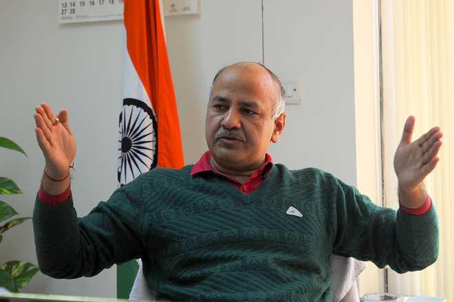Delhi Govt Schools To Have Happiness Curriculum: Sisodia
