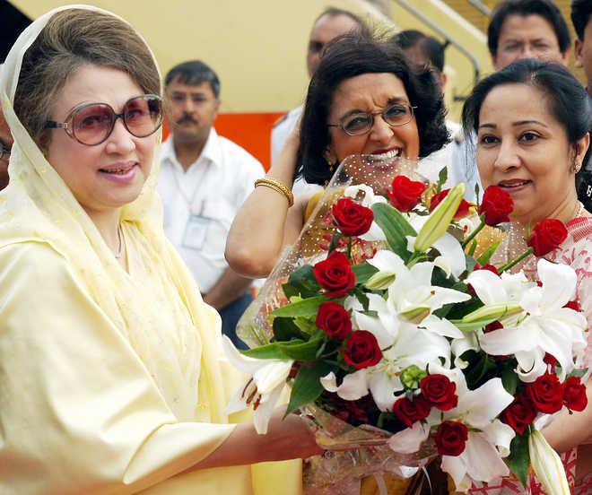 Bangladesh Court Sends Ex-leader Khaleda Zia To Jail