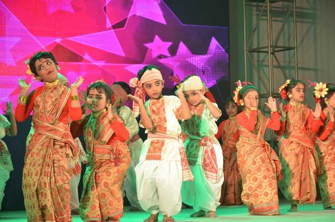 Mount Litera Zee School Maheshtalas Gala Annual Day Celebration