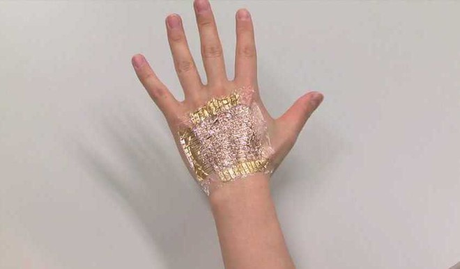 This 'E-Skin' Is Malleable