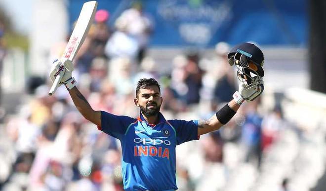 Kohli: India's 5th Highest Run-getter