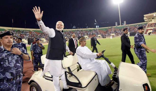 In Oman, PM Modi Takes On Congress Over Graft
