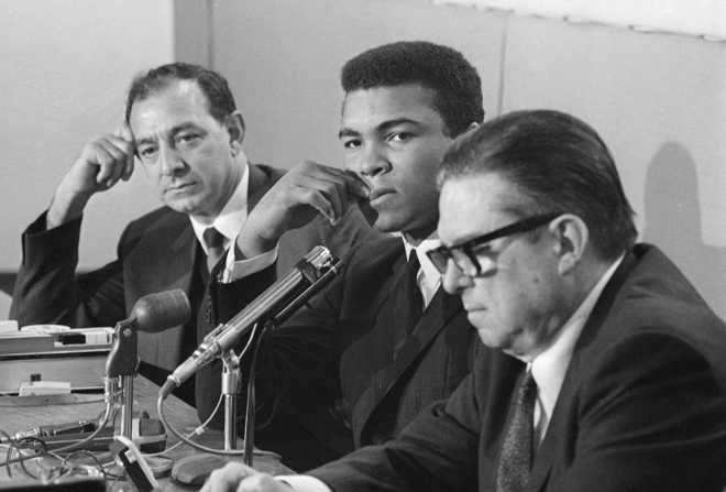 Ali At Center Of Any Talk Of Activism By Black Athletes