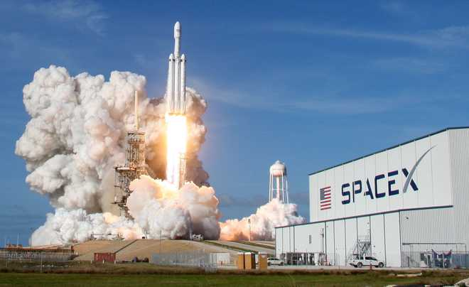 SpaceX Preparing For Starlink Project