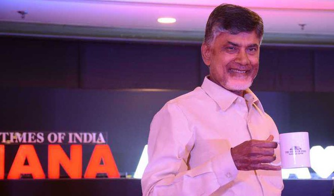 Chandrababu Naidu is Richest CM: Report