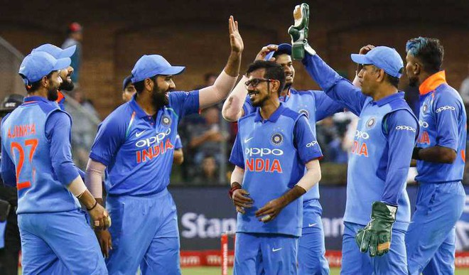 India On Top Spot With Historic Win