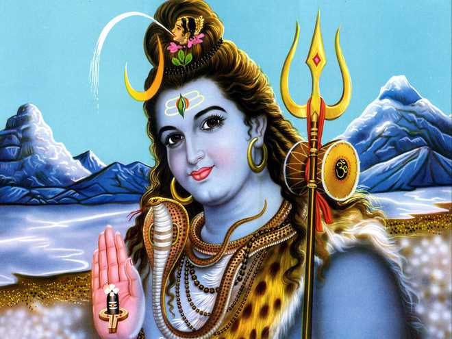 Shiva Symbolises Justice, Compassion And Wisdom