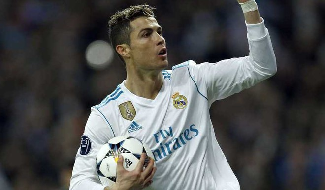 Ronaldo Brace Hands Real Win Over PSG