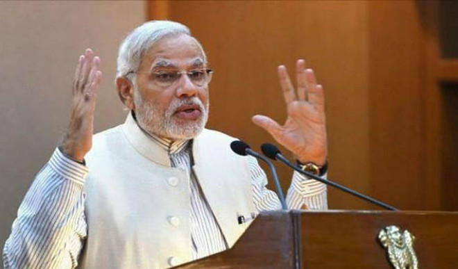 Don't Think Of Me As PM but as friend: PM to students