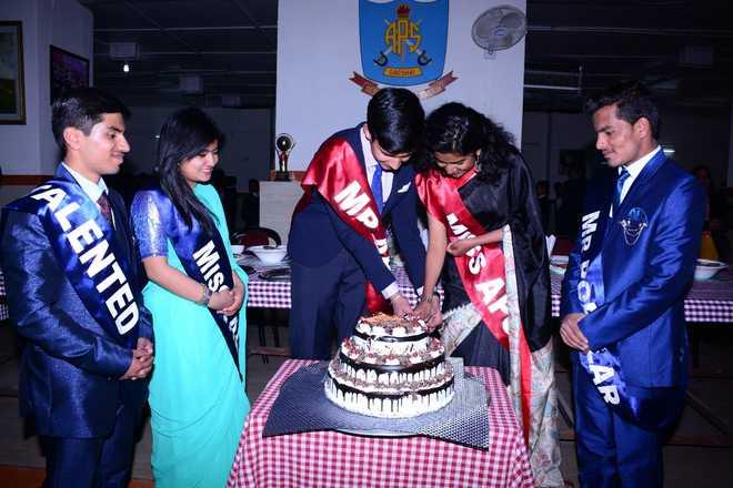 APS Dagshai Organises Farewell
