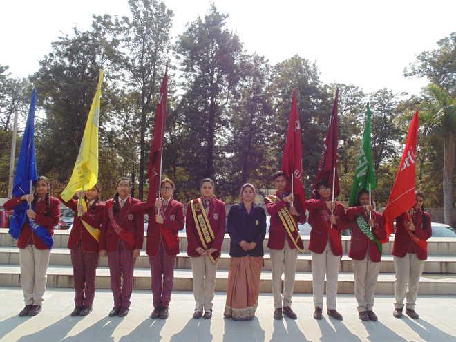 HPS Holds Investiture Ceremony