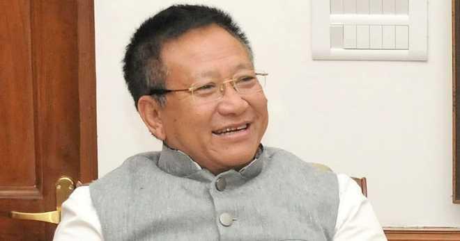 BJP Not Religious Party: Naga CM