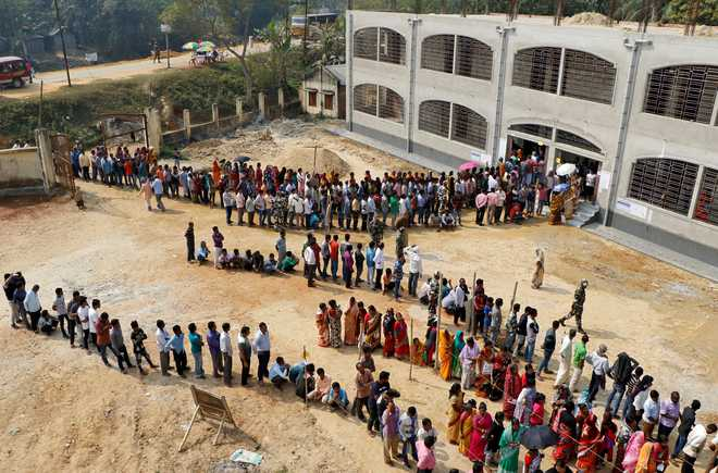 Tripura Polls: PM Modi Appeals All To Turn Up To Vote