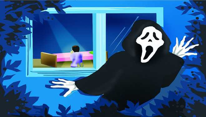 Ujjwal Goel: Do Ghosts Really Exist?