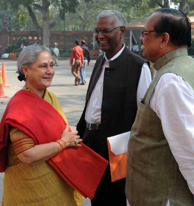 Jaya Bachchan Could Be Mamata's RS Nominee
