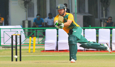 De Villiers Ruled Out Of T20I Series