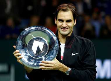 Federer: This Is Best Week Of My Life