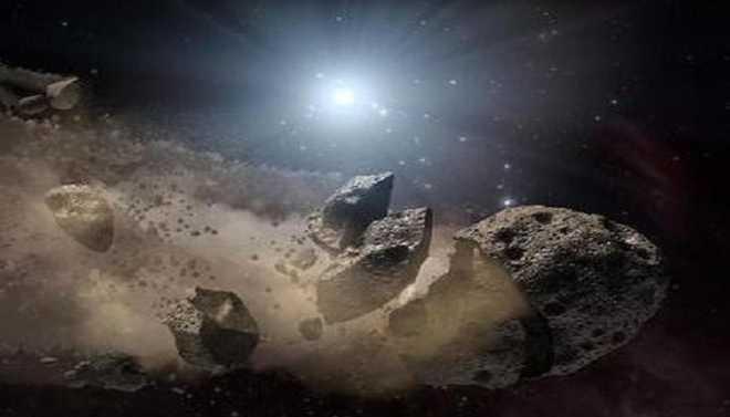 Asteroids Help Decode Origin Of Life