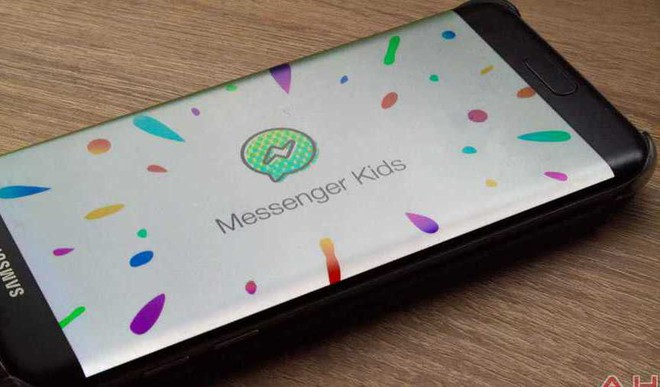 FB Goes Ahead With Messenger Kids App