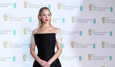 Jennifer Lawrence Not Taking Break