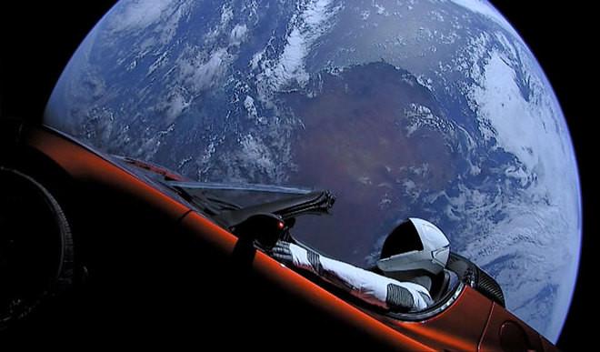 Will Elon Musk's Tesla Car Crash Into Earth?