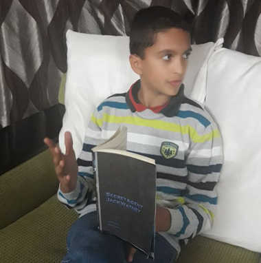 Atharva Lele Goes Digital To Share His Tale Of Mystery