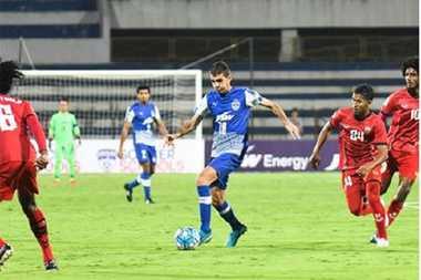 Bengaluru Storm Into AFC Cup